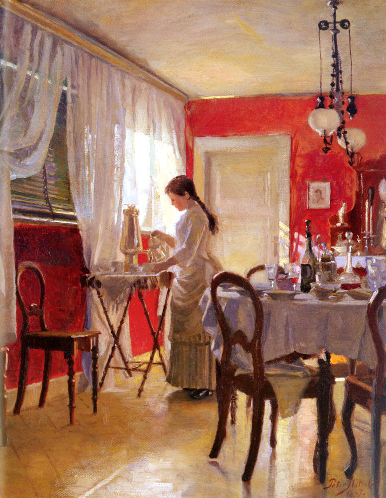 Wilhelm The Dining Room
